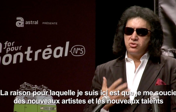 M for Montreal Rockumentary