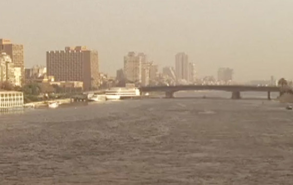 Manu Militari -Traversée du lac Nasser