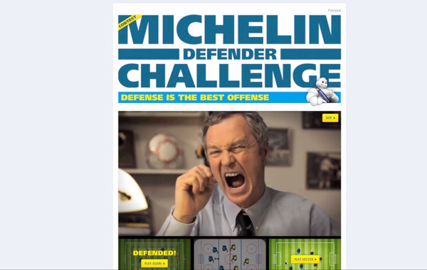 Michelin – Defender Challenge