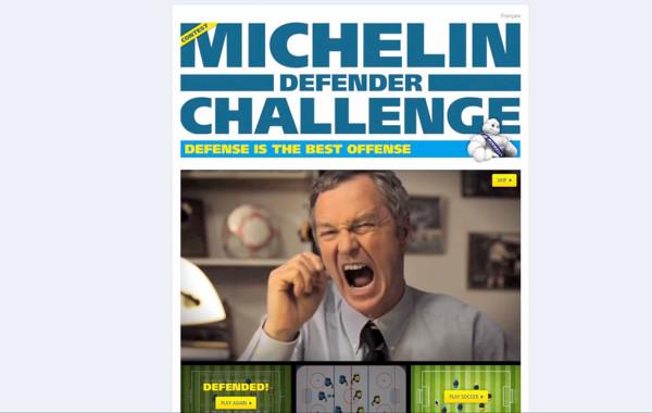 Michelin – Defender Challenge