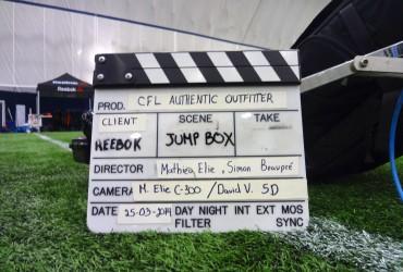 Reebok CFL postproduction