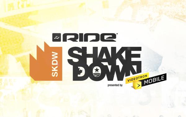 Ride Shakedown 2014
